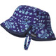 Patagonia Kids Little Sol Hat Boulder Fish: Railroad Blue